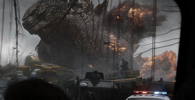 ハリウッド版「GODZILLA」は100メートル超!大迫力のビジュアル初公開