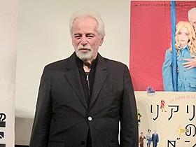25年ぶりに来日したホドロフスキー監督「リアリティのダンス」