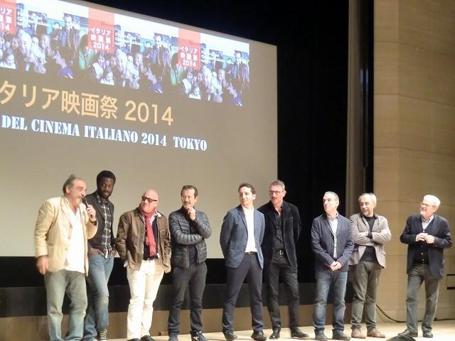 「イタリア映画祭 2014」開幕 来日ゲストが日本への思い入れを語る