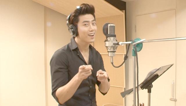 2PMテギョン、主演映画「結婚前夜」主題歌を作詞作曲 レコーディング風景が公開