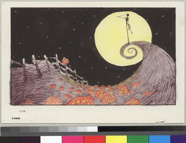 ファン必見!展覧会「ティム・バートンの世界」で約500点が日本初上陸