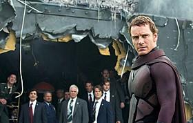 急きょ追加されたシーンの撮影風景が公開「X-MEN:フューチャー&パスト」