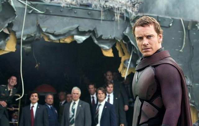 「X-MEN」最新作のメイキング映像でマイケル・ファスベンダーが余裕の笑顔