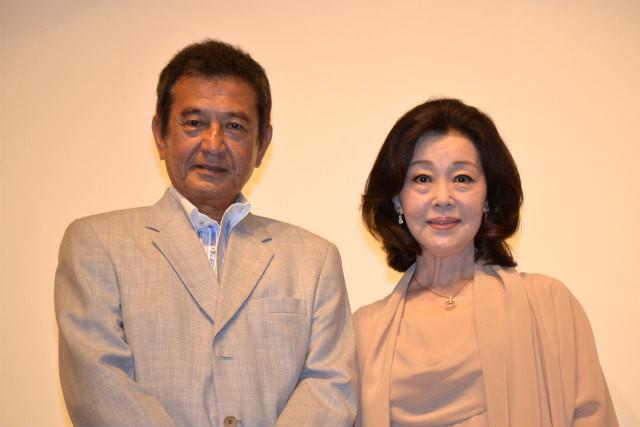故三國連太郎さん唯一の劇場未公開作が封切り 共演の長山藍子と誠直也も感無量