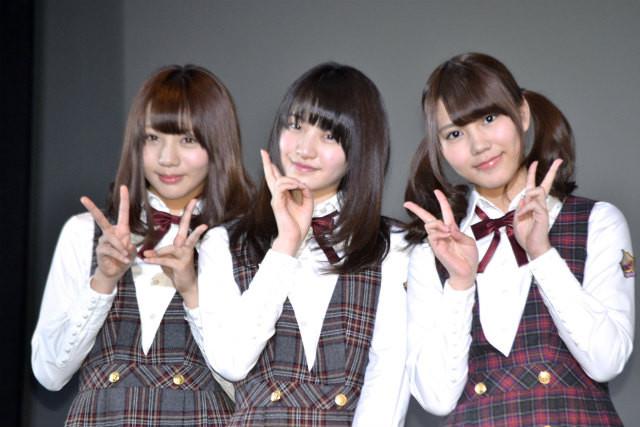 乃木坂46・中田花奈、主演映画の舞台挨拶で緊張MAX! メンバーのフォローに感謝