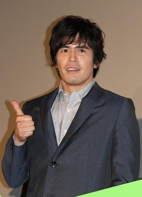 """伊藤英明「アナ雪」に対抗心 「WOOD JOB!」初日で""""山猿""""コールも!"""