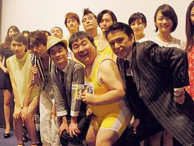 山田悠介氏の小説を若手キャストで映画化「ライヴ」