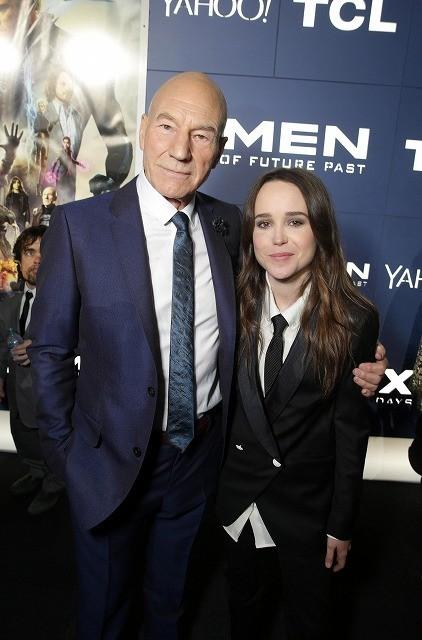 ジャックマン、ローレンスら総勢18人が「X-MEN」最新作の世界プレミアに結集