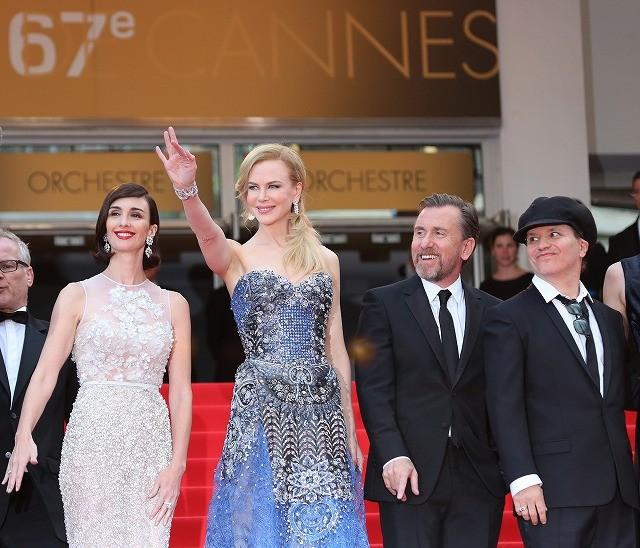 第67回カンヌ映画祭開幕!N・キッドマン、モナコ王室ボイコットについて言及