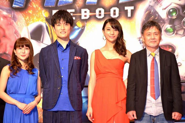 入江甚儀、初主演映画が「キカイダーでよかった」