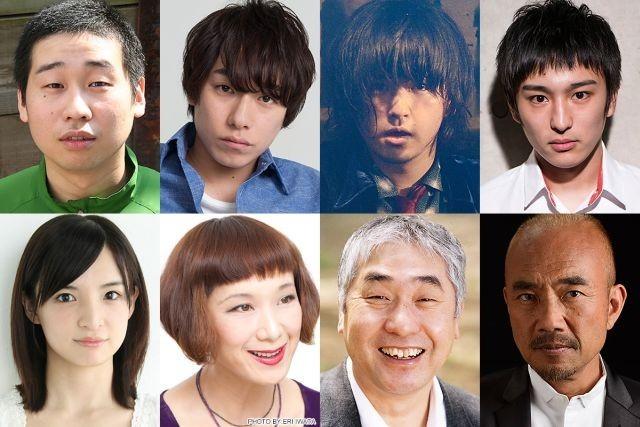 「日々ロック」新キャストは竹中直人ら個性派俳優に人気バンドマン!