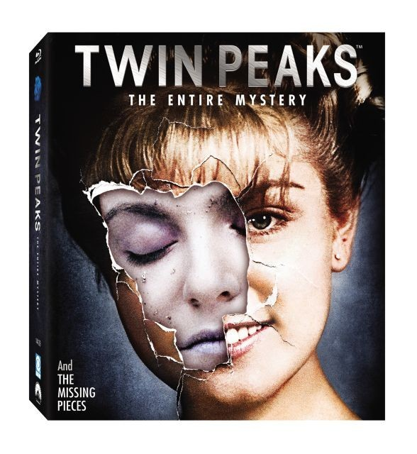 ドラマ&劇場版を収録した「ツイン・ピークス」ブルーレイボックス、7月末発売
