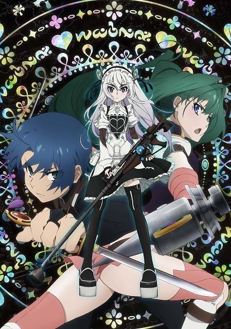 アニメ「棺姫のチャイカ」第2期放送決定&第1期最終話先行上映イベントも開催
