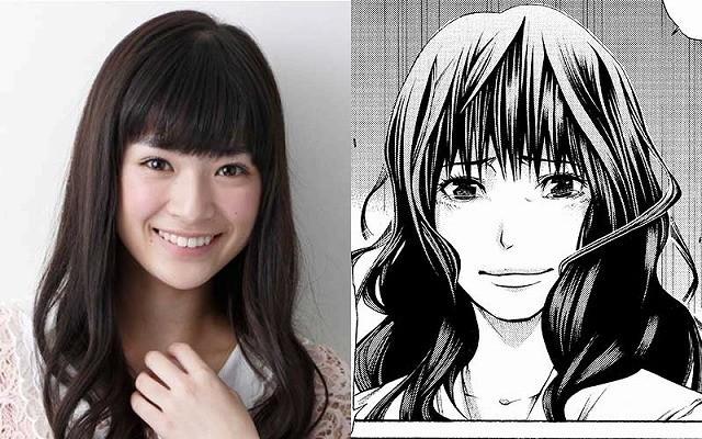 「神さまの言うとおり」への出演が 決定した女優の優希美青