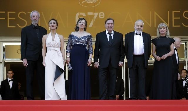 カンヌ映画祭前半は伝記ものがズラリ 高評価はトルコ作品「Winter Sleep」