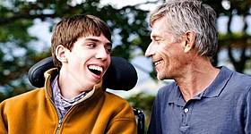 「グレートデイズ! 夢に挑んだ父と子」の一場面「グレート デイズ! 夢に挑んだ父と子」