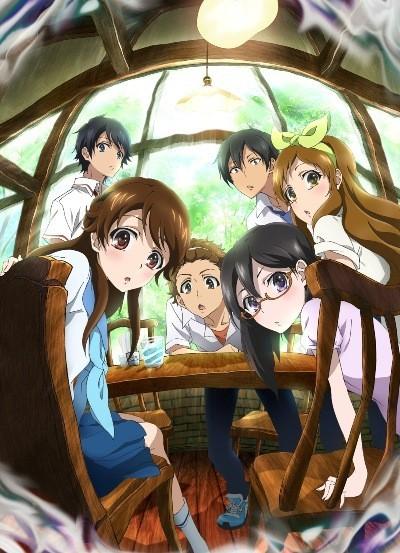 今夏放送のアニメ「グラスリップ」放送局決定 製作発表会がニコ生で中継!
