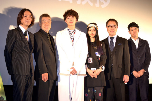 岡田将生、5年ぶり単独主演作公開に「ダブルで幸せ者」