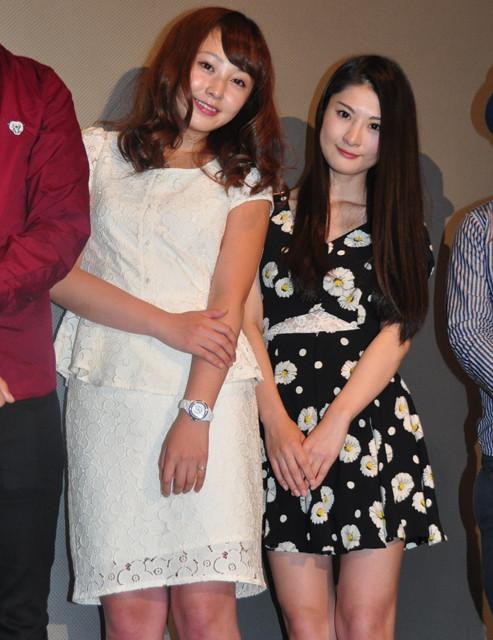 「妹ちょ。」橋本甜歌&繭、過激な撮影裏話を披露