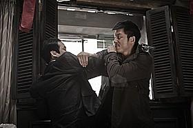 コン・ユが挑む本格アクション映画「サスペクト 哀しき容疑者」