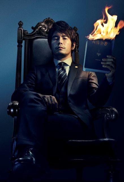 伊藤英明、悪名高き弁護士に!瀬々敬久監督の初連ドラに主演