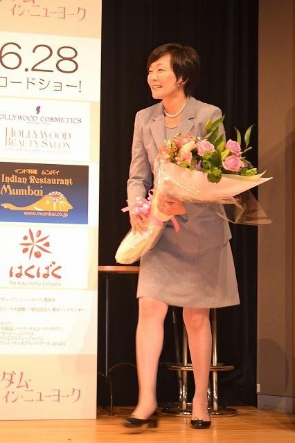 ボリウッドの大スター・シュリデビが来日!安倍昭恵夫人も15年ぶりの銀幕復帰を祝福 - 画像9