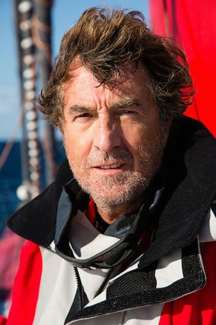 フランソワ・クリュゼが過酷な海上ヨット撮影に挑んだ「ターニング・タイド 希望の海」