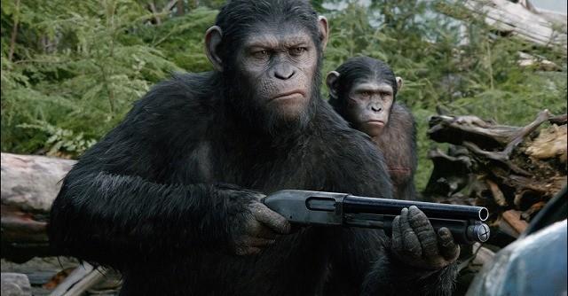 共存か決戦か?人類と猿の運命の選択を描く「猿の惑星:新世紀」予告編公開!