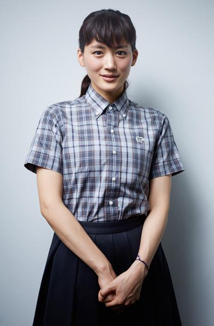 国民的女優・綾瀬はるかと名画「モナ・リザ」が醸し出す絶妙な共通項