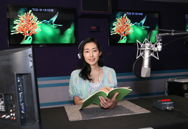 木村多江「ディズニーネイチャー」シリーズ初公開作のナレーションを担当
