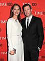 エド・バーンズ&クリスティ・ターリントン夫妻「カルバン・クライン」香水の顔に