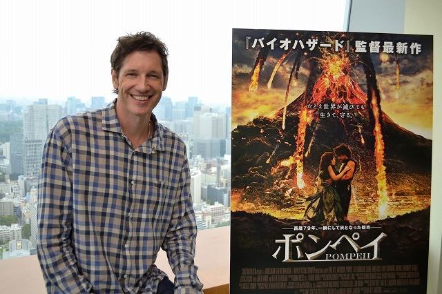 ポール・W・S・アンダーソン監督、念願の大作「ポンペイ」に込めた「ハリウッド的ではない」結末