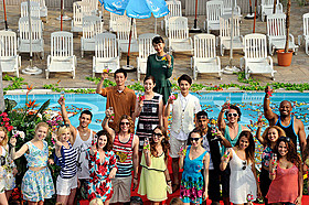 榮倉奈々、高梨臨、瀬戸康史、加瀬亮が出席した 「わたしのハワイの歩きかた」会見「わたしのハワイの歩きかた」