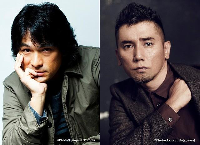江口洋介、原発を題材にした「天空の蜂」映画化に主演!本木雅弘と初共演