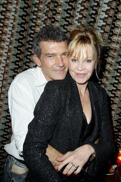 アントニオ・バンデラスとメラニー・グリフィス夫妻が離婚 結婚18年