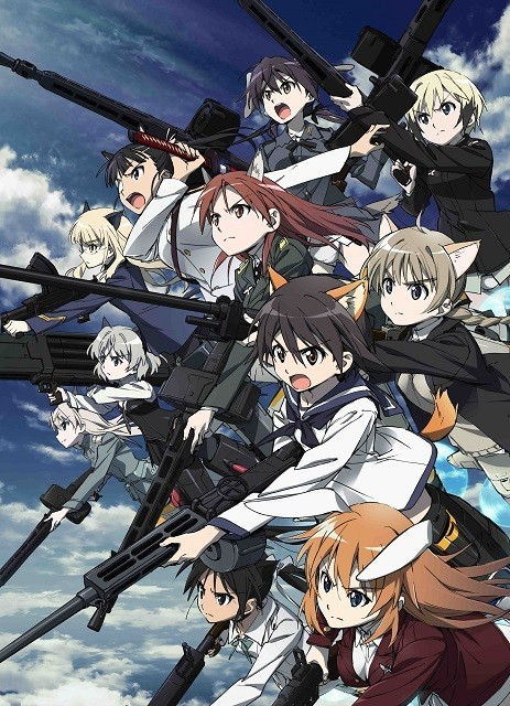 アニメ「ストライクウィッチーズ Operation Victory Arrow」が公開決定!