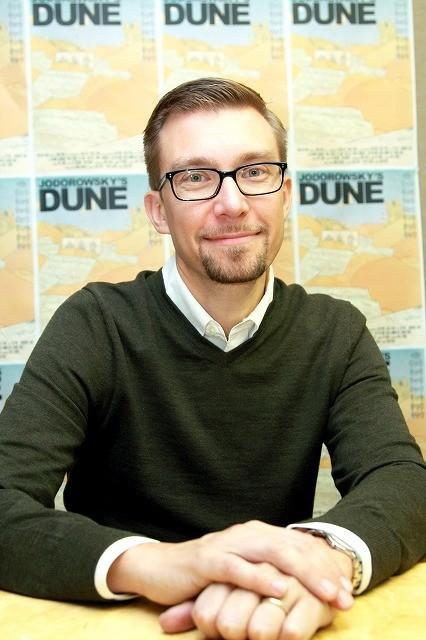 ホドロフスキーの幻の大作「DUNE」をめぐるドキュメンタリー フランク・パビッチ監督に聞く