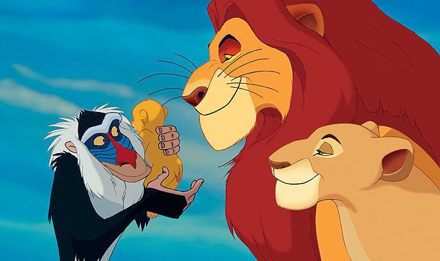 「ライオン・キング」続編がテレビアニメ化