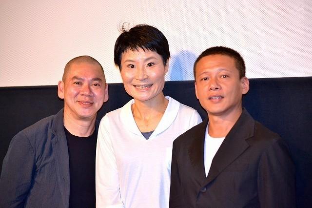 台湾の名匠ツァイ・ミンリャン、リー・カンション&片桐はいりの熱視線に引退宣言撤回?