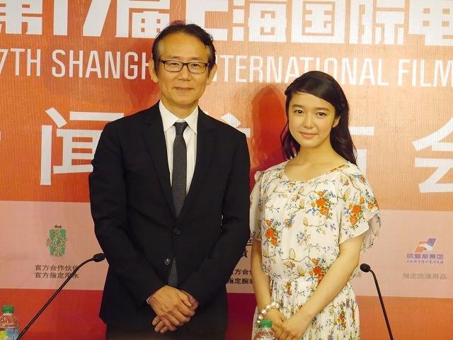 上白石萌音、堂々の海外デビュー!「舞妓はレディ」が上海国際映画祭で公式上映