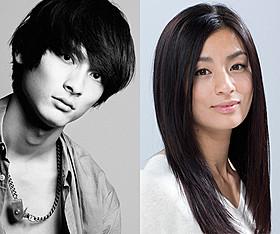 「きみはいい子」に主演する高良健吾とヒロインの尾野真千子「きみはいい子」