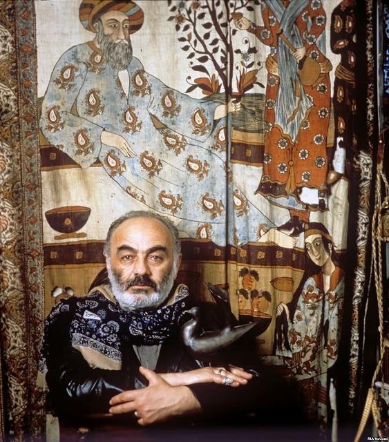 グルジアの鬼才セルゲイ・パラジャーノフ生誕90周年記念映画祭開催