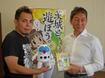 茨城県産アニメ「あぐかるPLAY WITH IBARAKI編」第1話完成