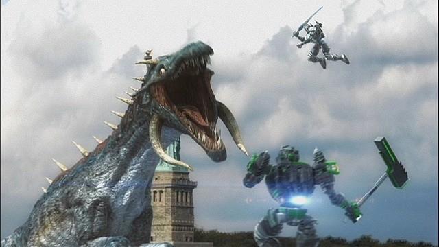 巨大怪獣に空飛ぶサメ!「メガ・シャーク」製作会社の新作&話題作が日本上陸