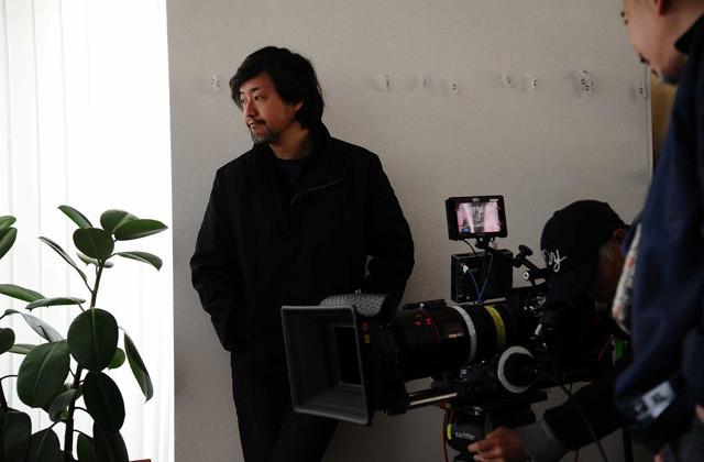 山崎貴監督「寄生獣」撮影を総括 染谷、深津ら主要キャストに惜しみない賛辞