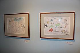 宮崎駿監督作「風立ちぬ」のイメージボード「風立ちぬ」