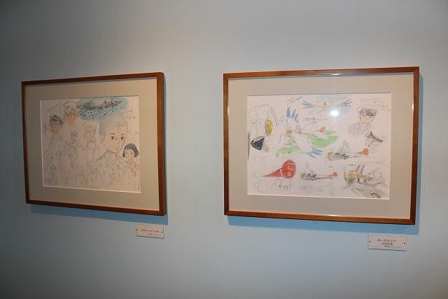 宮崎駿監督「風立ちぬ」原画展が東京ソラマチで開催 完成までの軌跡明らかに