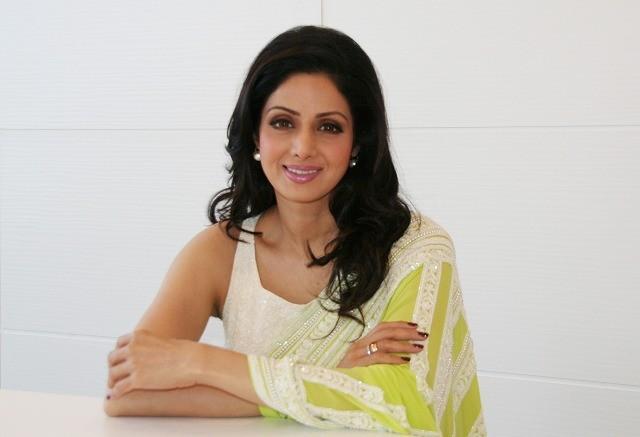 インド映画界が誇る大女優シュリデビ 復帰作「マダム・イン・ニューヨーク」を語る