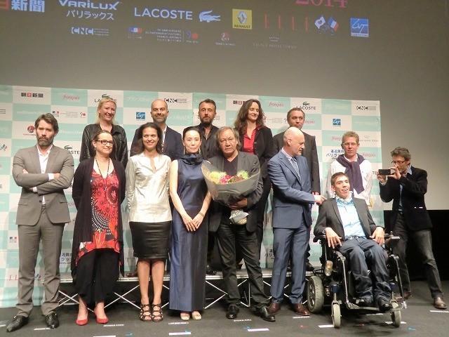 フランス映画祭2014開幕 団長トニー・ガトリフ監督「映画は人間性を高めるもの」