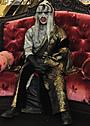 「るろ剣」志々雄が新宿ピカデリーに参上! ツーショット撮影も可能な等身大座像を展示